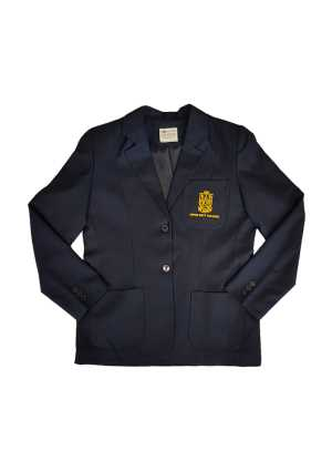 Upper Hutt College Girls Blazer Navy