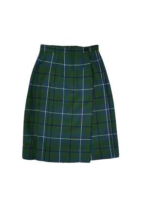 Upper Hutt College Girls Tartan Skirt
