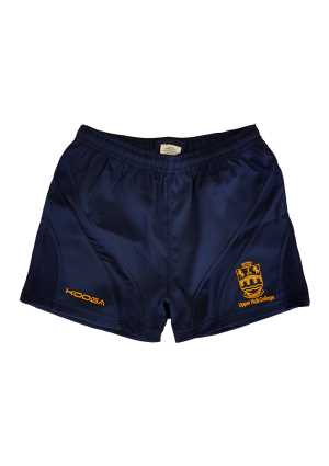 Upper Hutt College PE Short Navy